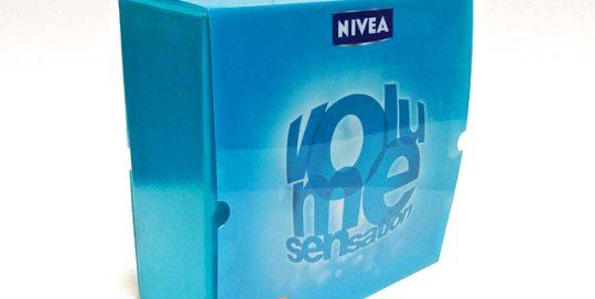 Plastová krabice Nivea