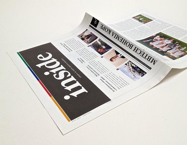 Firemní noviny