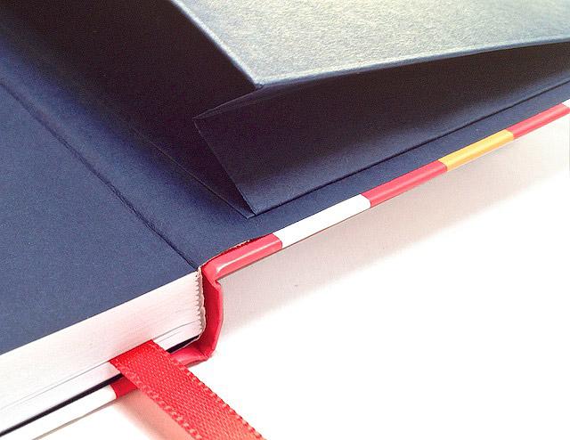 Tiskárna AF BKK Praha vyráběla: firemní bloky
