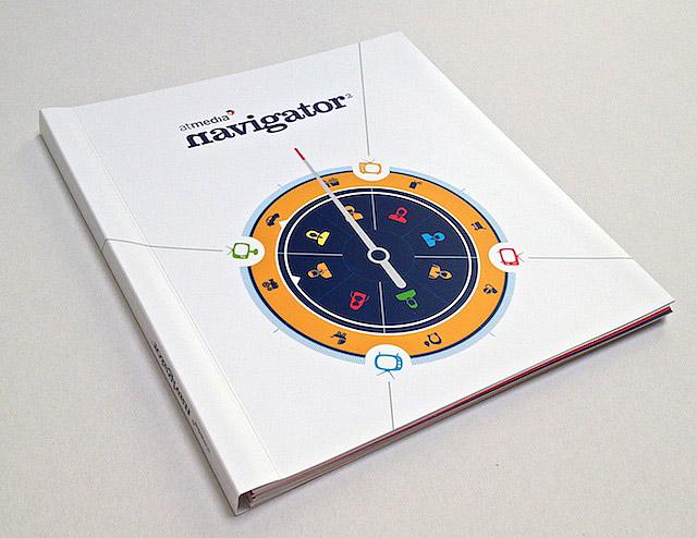 Tisk reklamních brožur - tiskárna AF BKK