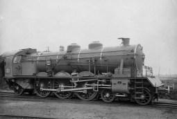 Locomotive à vapeur type 231 fabriqué par les ateliers du Creusot en 1920