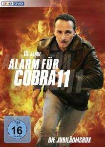 """15 години """"Кобра 11"""" - Юбилейно DVD"""