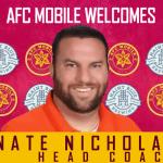Nate Nicholas - Head Coach