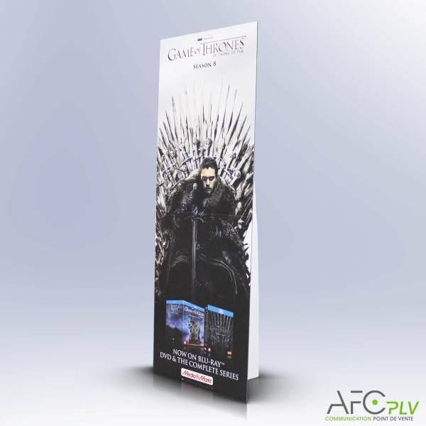 AFCPLV Panneau de Communication Warner Bros Game of Thrones