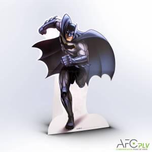 AFCPLV Silhouette Chevalet Warner Bros Batman