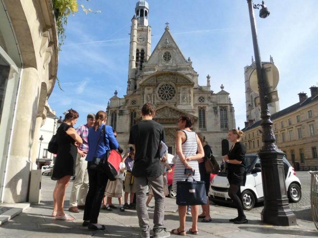 Visite Familiale : la montagne Sainte Geneviève