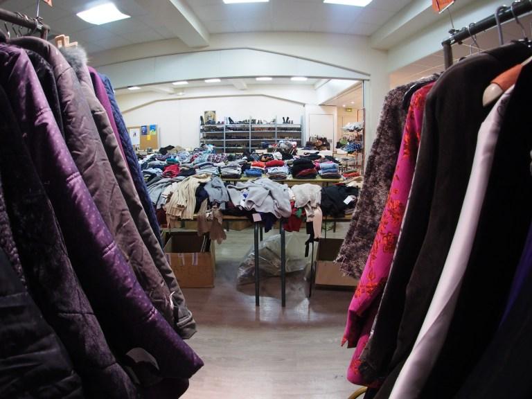 Bourse aux vêtements de printemps 4-8 juin 2020