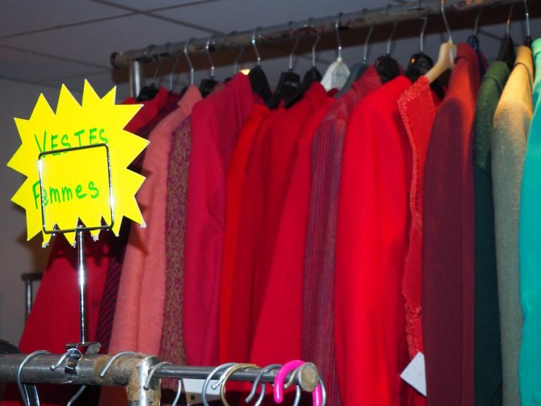 86ème Bourse aux vêtements, d'automne et d'hiver – du 3 au 7 octobre