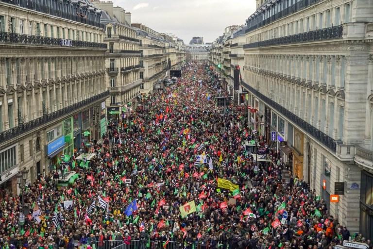 Grand succès pour la manifestion du 19 janvier