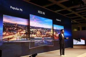 CES 2018 - TCL tra intelligenza artificiale e TV QLED