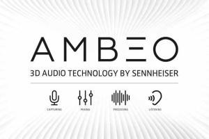CES 2018 – Sennheiser svela una soundbar Ambeo 3D e due nuove cuffie