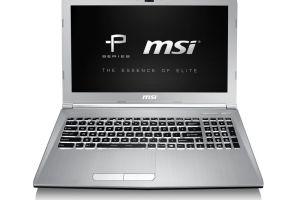 MSI Prestige PE62 Home