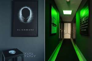 Hilton a Panama - Una stanza...aliena