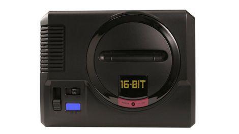 Sega Mega Drive Mini home