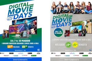 Univideo Digital Movie Days