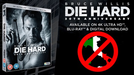 Die Hard 20th Century Fox UHD