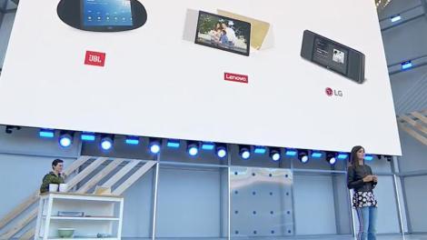 Google Smart Displays