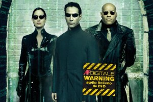 Matrix Reloaded Revolutions