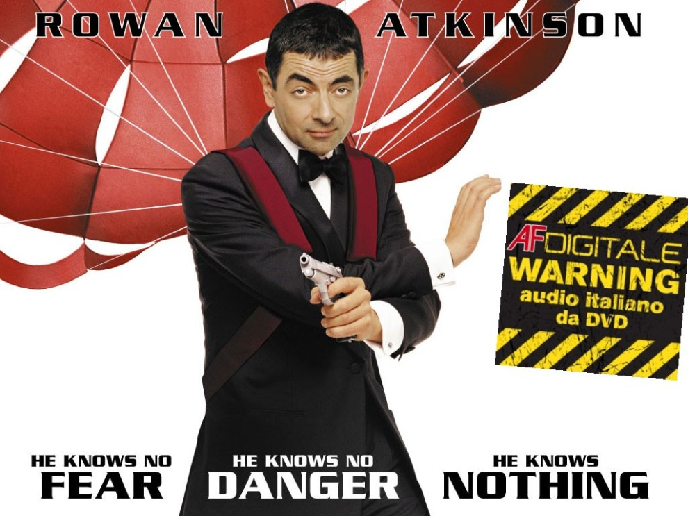 Johnny English – Trilogia [BD]