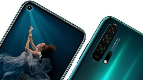 Honor 20 e Honor 20 Pro: quad-lens per la fascia media
