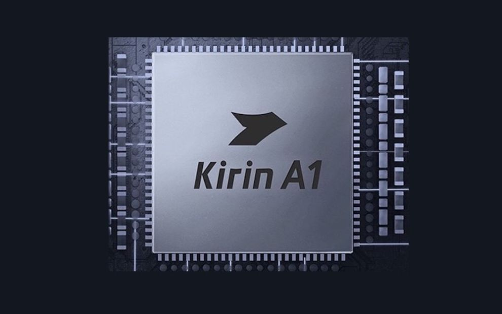 Kirin A1 Chip-Mobile-Process