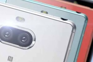 Sony Xperia 8, a sorpresa, rivelato in Giappone