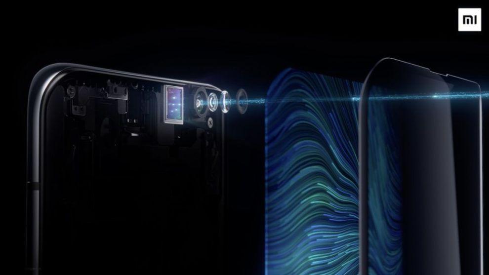 xiaomi in-display camera