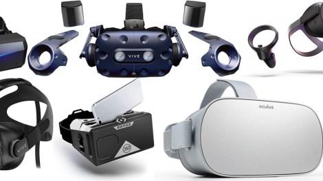 I migliori headset per la realtà virtuale del 2020