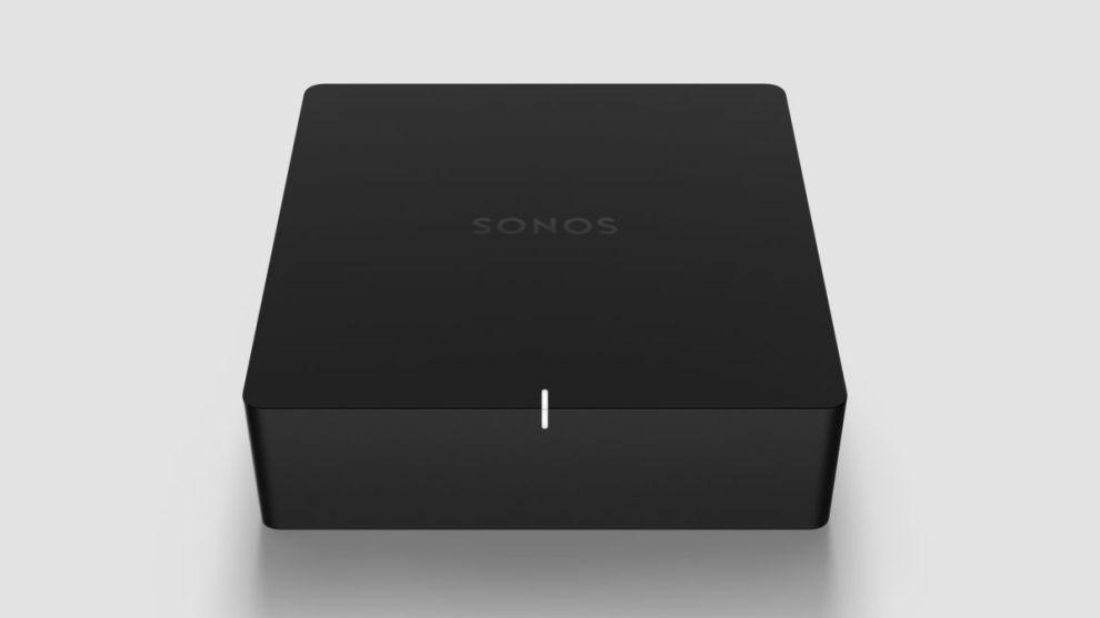 Sonos Port: entrare nel mondo Sonos con un vecchio sistema hi-fi