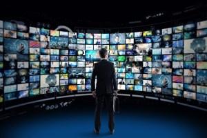 La rivoluzione della televisione liquida e secondo switch-off