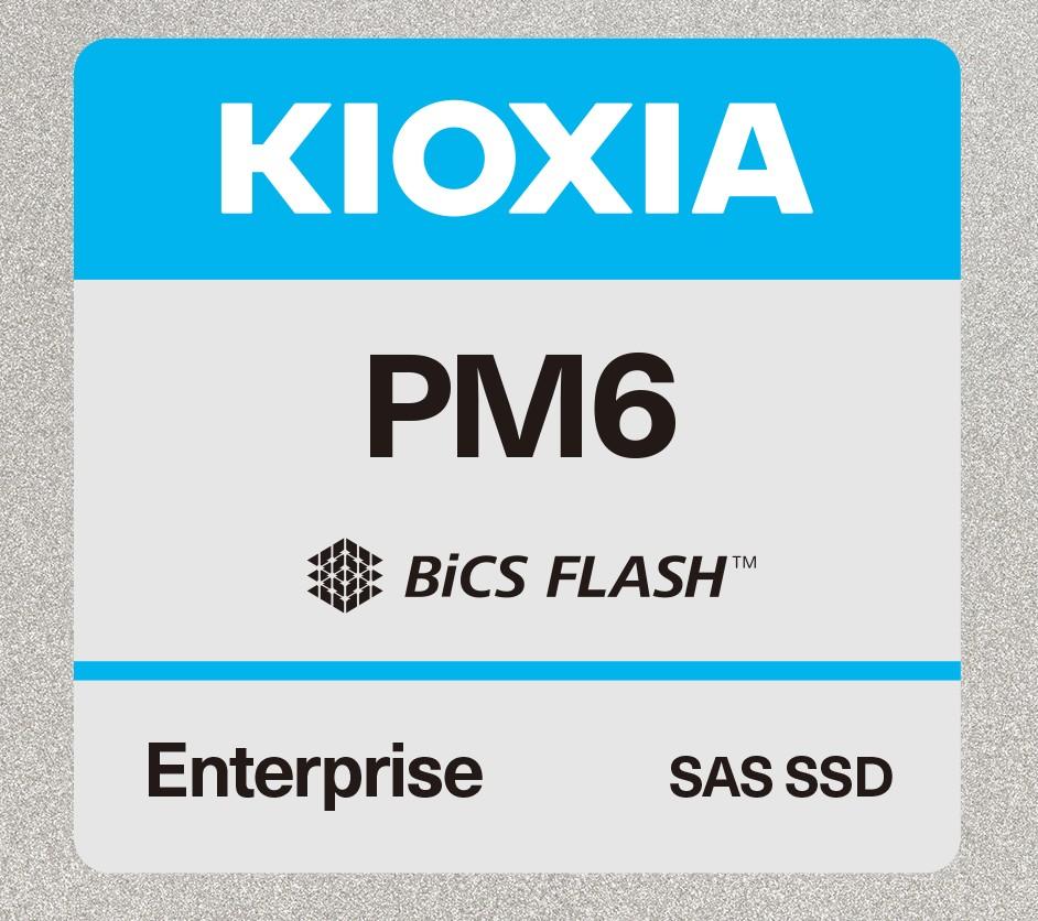 """Kioxia - SSD 2,5"""" pollici con mostruosa capacità e velocità!"""