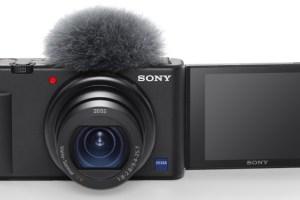 Sony ZV-1 – Compatta per Vlogger