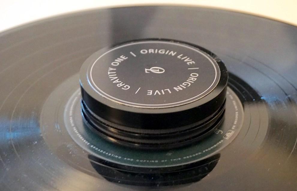Da Origin Live il record clamp Gravity One