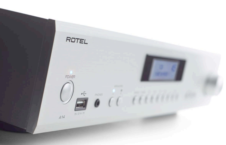 Amplificatore integrato Rotel A14