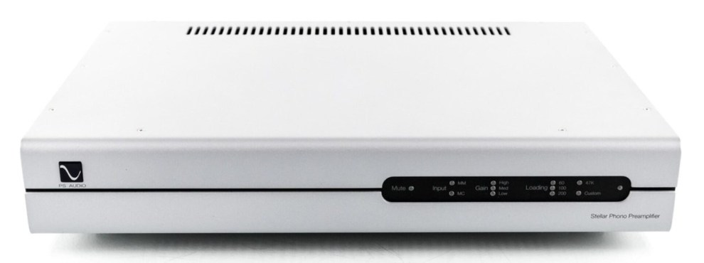 PS Audio – Preampli Stellar Phono