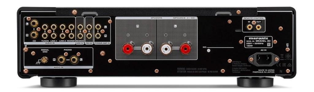Marantz Model 30 e SACD 30n: nuova coppia hi-fi di gamma medio-alta