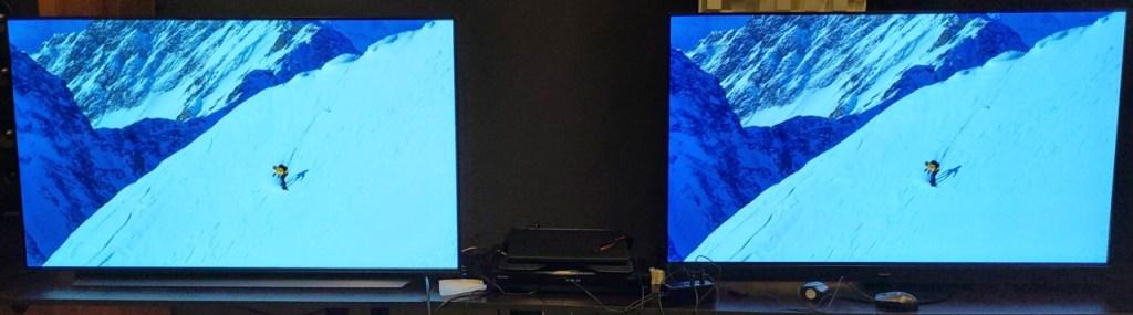comparativa tv