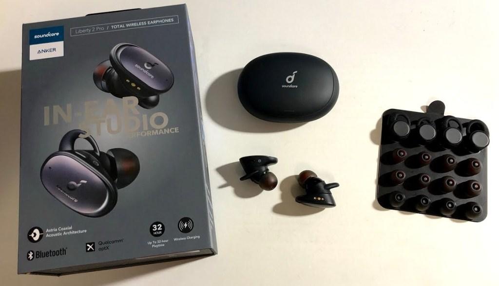 Soundcore Liberty 2 Pro true wireless - Vestibilità musicale