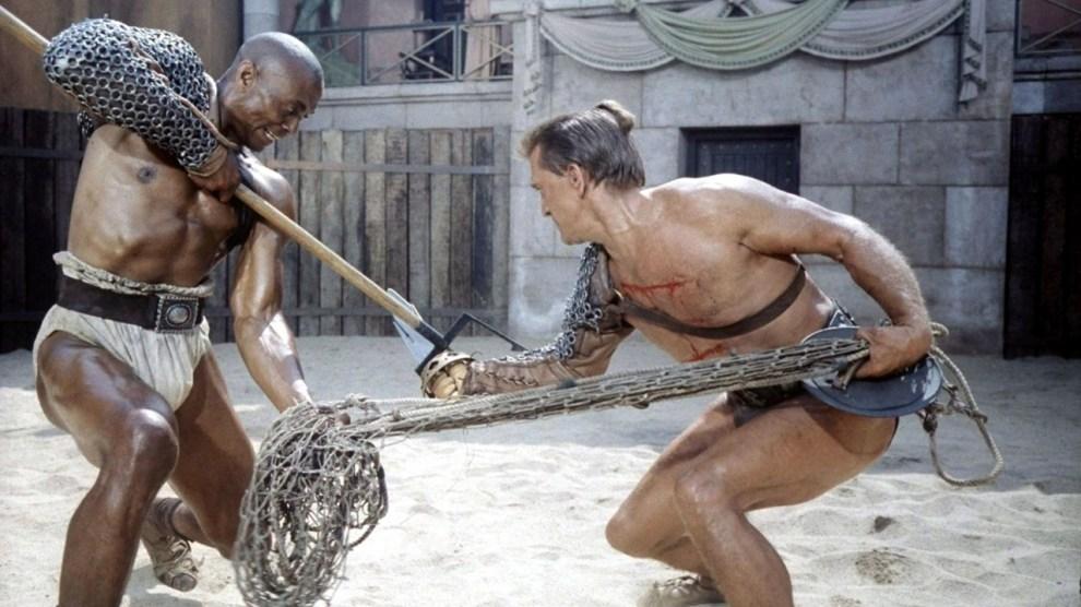 Spartacus [UHD]
