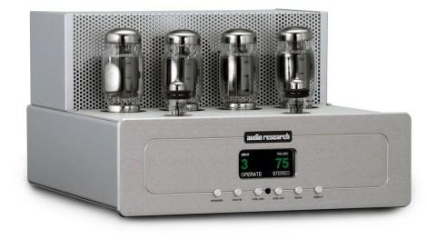 Audio Research VSI 75: potenza valvolare