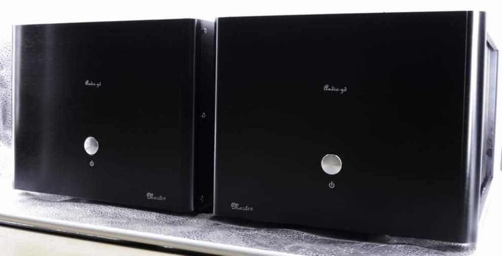 Audio-Gd: non solo dac ma anche amplificazioni