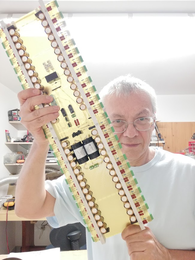 L'amplificatore Circlotron, tutti i segreti raccontati da Mauro Accorsi.