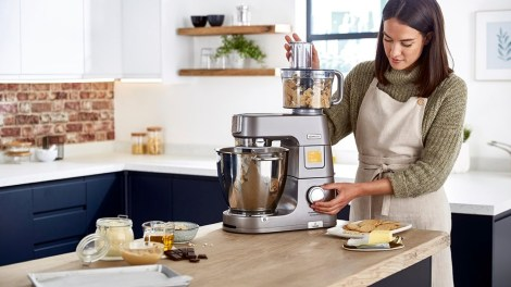 Kenwood Cooking Chef XL e Titanium Chef Patissier XL
