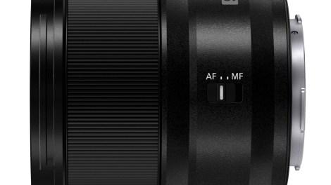Panasonic S 85 mm f/1.8 – Medio teleobiettivo per le full frame Lumix S