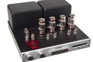 Amplificazioni VAC: handmade in United States