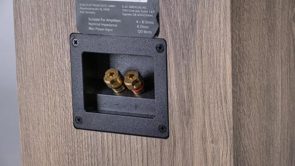 Elac Debut Reference DBR62: diffusori da stand da tenere d'occhio