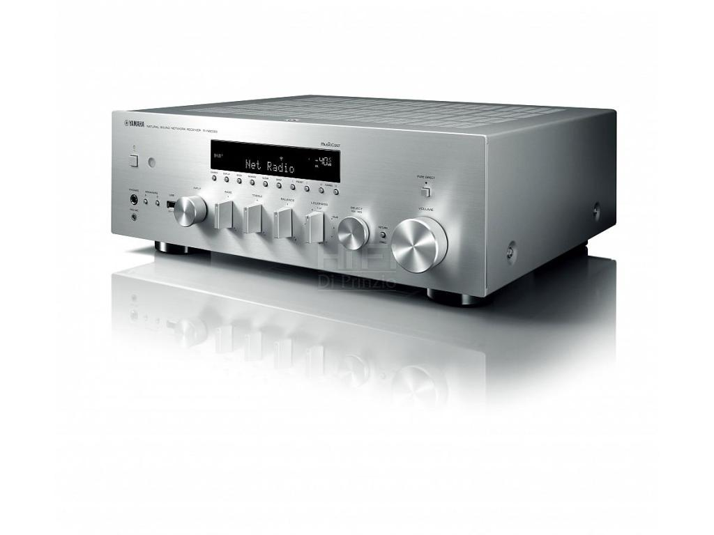 Yamaha R-N803D: streaming senza frontiere