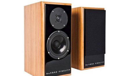 Devore Fidelity Gibbon 3XL: diffusori compatti made in New York
