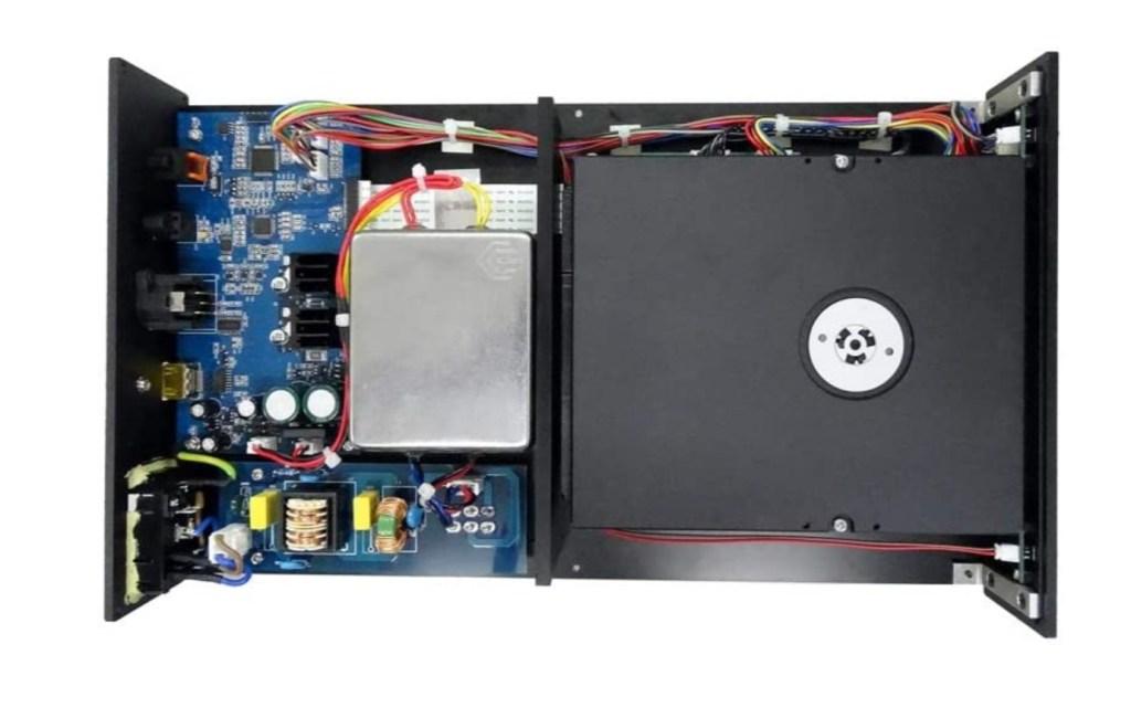 Nuprime CDT-10: la meccanica CD con una marcia in più