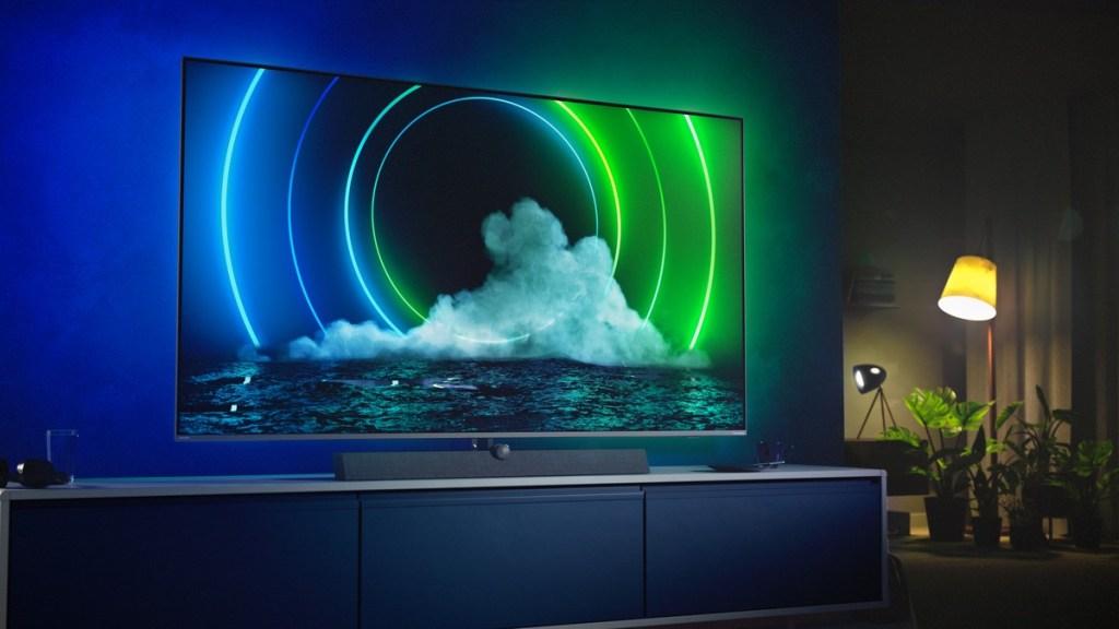 TV Philips 2021: arrivano HDMI 2.1, Mini-LED e l'OLED da 48''